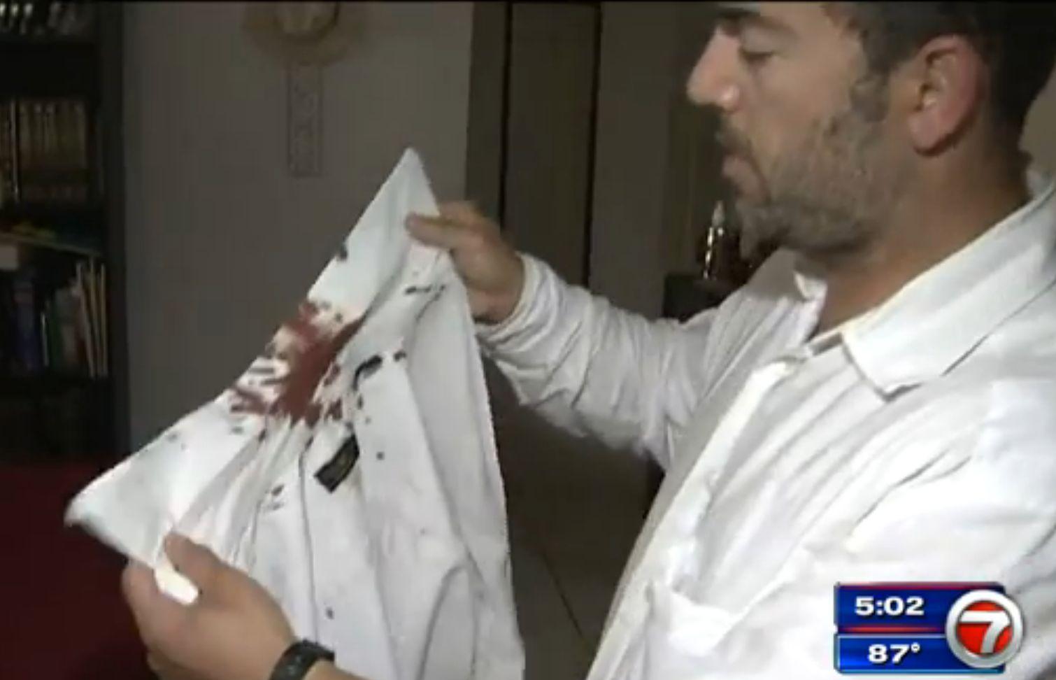 North Miami Beach Rabbi Robbed