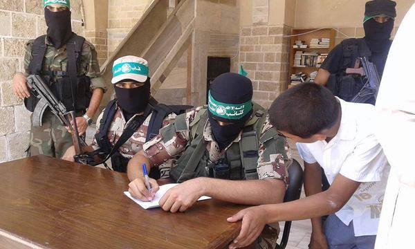 Hamas makes move toward Palestinian reconciliation