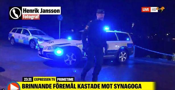 synagoga malmö attack