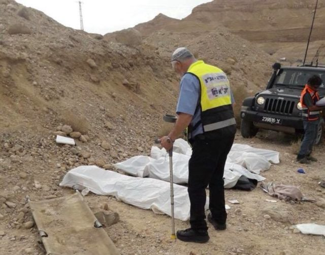 Youths missing, hurt in Israel flash floods